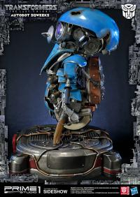 Gallery Image of Autobot Sqweeks Statue