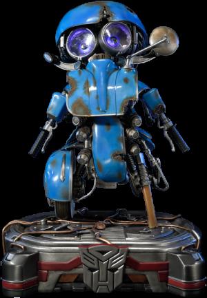 Autobot Sqweeks Statue