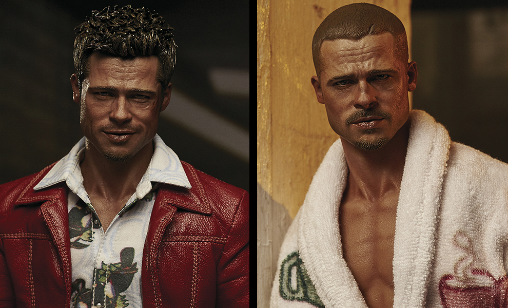 Gallery Feature Image of Tyler Durden Special Pack Sixth Scale Figure - Click to open image gallery