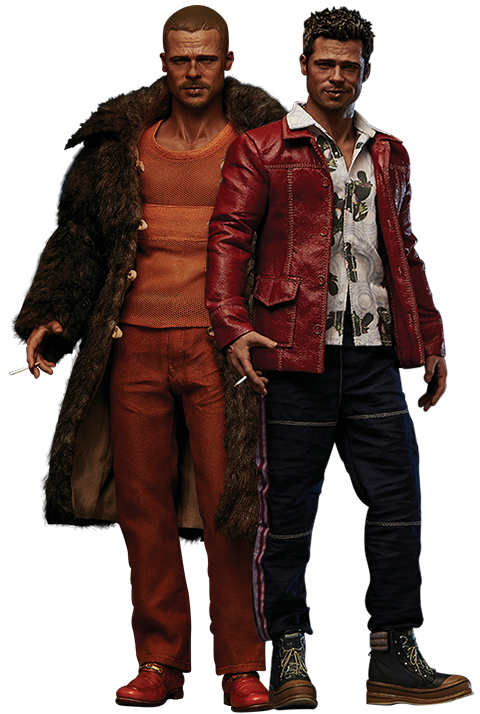 Blitzway Tyler Durden Special Pack Sixth Scale Figure