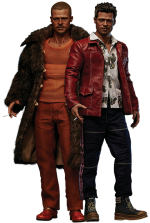 Tyler Durden Special Pack Sixth Scale Figure