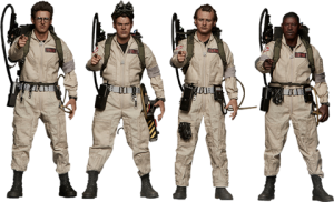Ghostbusters 1984 Special Pack Sixth Scale Figure
