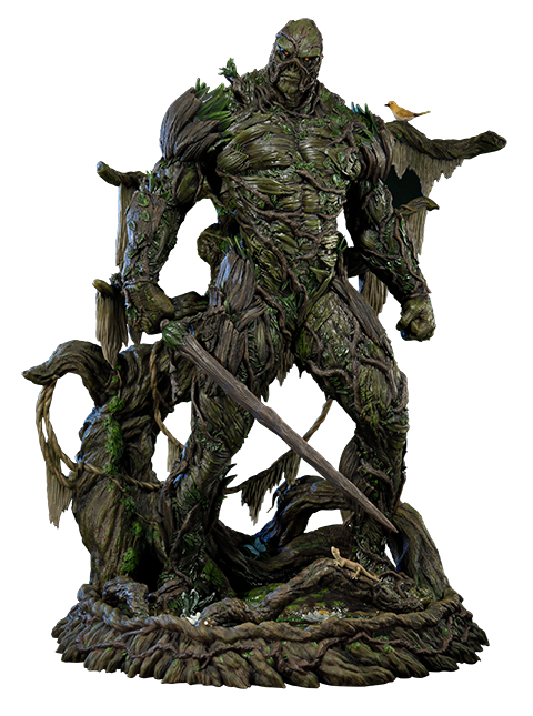 Prime 1 Studio Swamp Thing Statue