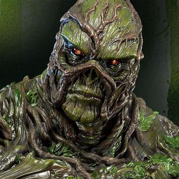 Swamp Thing DC Comics Statue