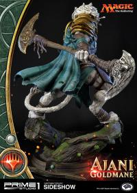 Gallery Image of Ajani Goldmane Statue