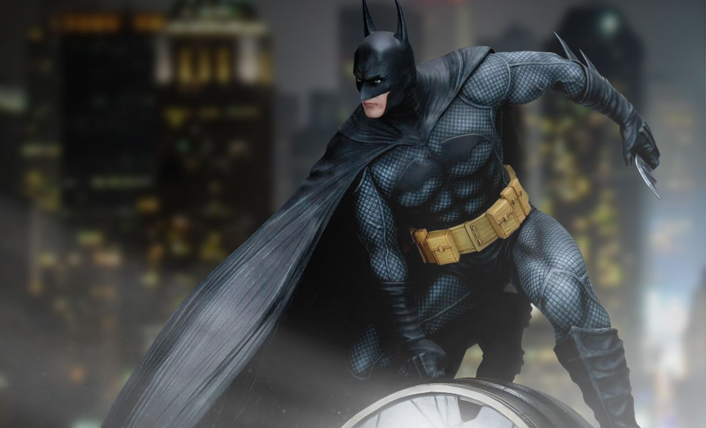 Gallery Feature Image of Batman PVC Figure - Click to open image gallery