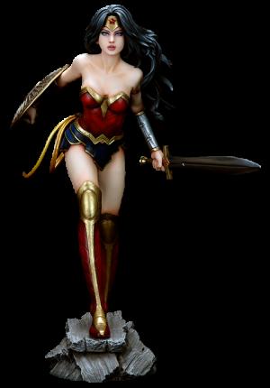 Wonder Woman PVC Figure