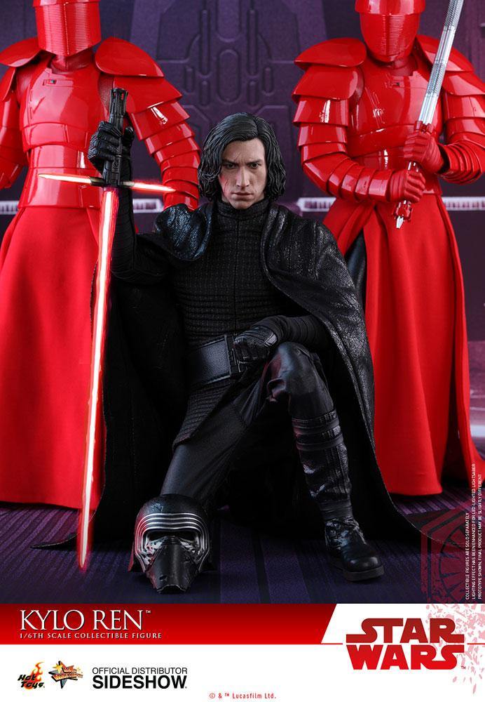 Brand New Star Wars Episode 8 The Last Jedi Action Figure Kylo Ren