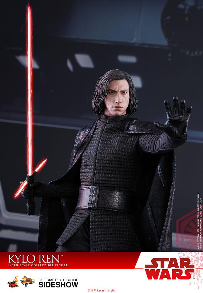 Aufsteller & Figuren Schlussverkauf Kylo Ren Sixth Scale Figure By Hot Toys Star Wars The Last Jedi