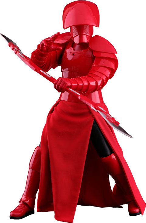 Hot Toys Praetorian Guard with Double Blade Sixth Scale Figure