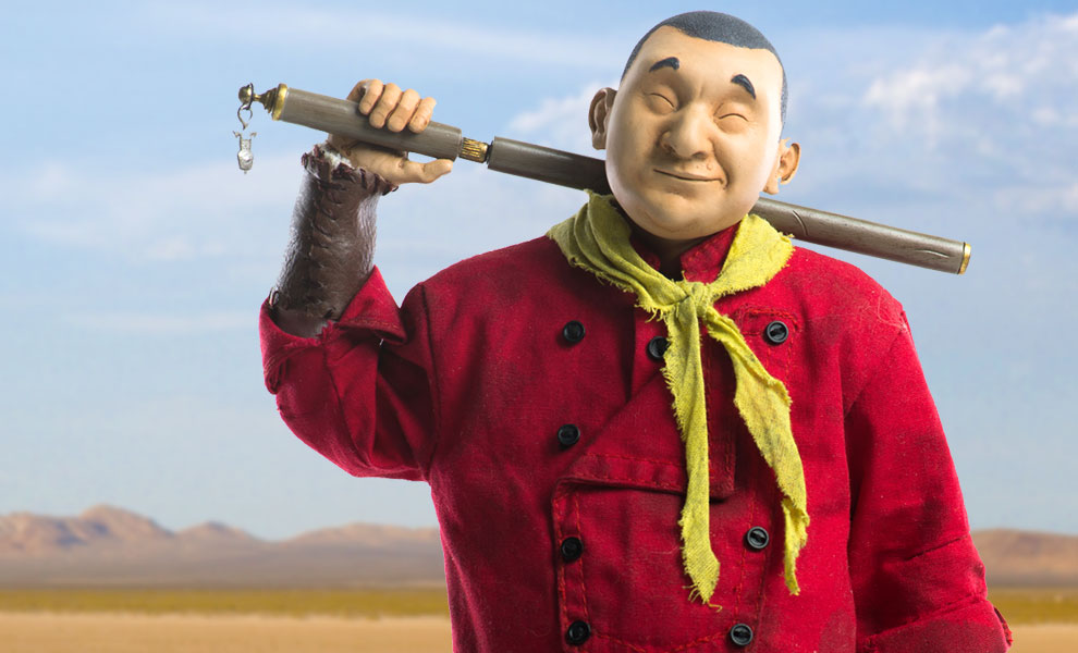 Gallery Feature Image of The Shaolin Cowboy Sixth Scale Figure - Click to open image gallery
