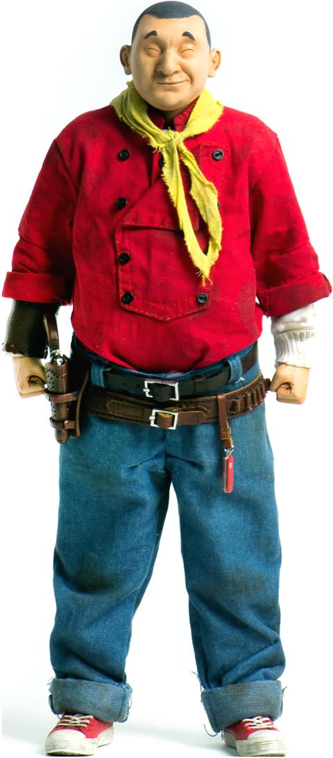 ThreeA Toys The Shaolin Cowboy Sixth Scale Figure