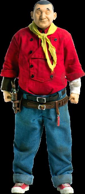 The Shaolin Cowboy Sixth Scale Figure