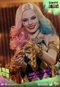 Gallery Image of Harley Quinn Dancer Dress Version Sixth Scale Figure