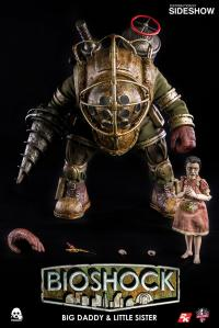 Gallery Image of Big Daddy and Little Sister Sixth Scale Figure