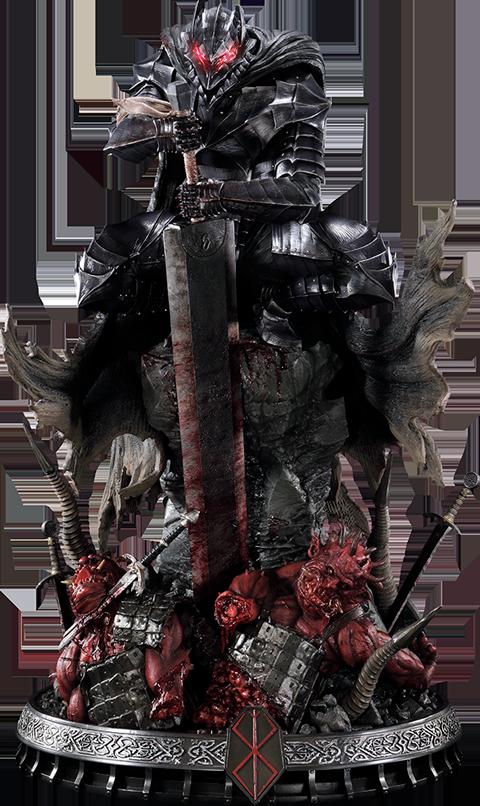 Prime 1 Studio Guts Berserker Armor Statue