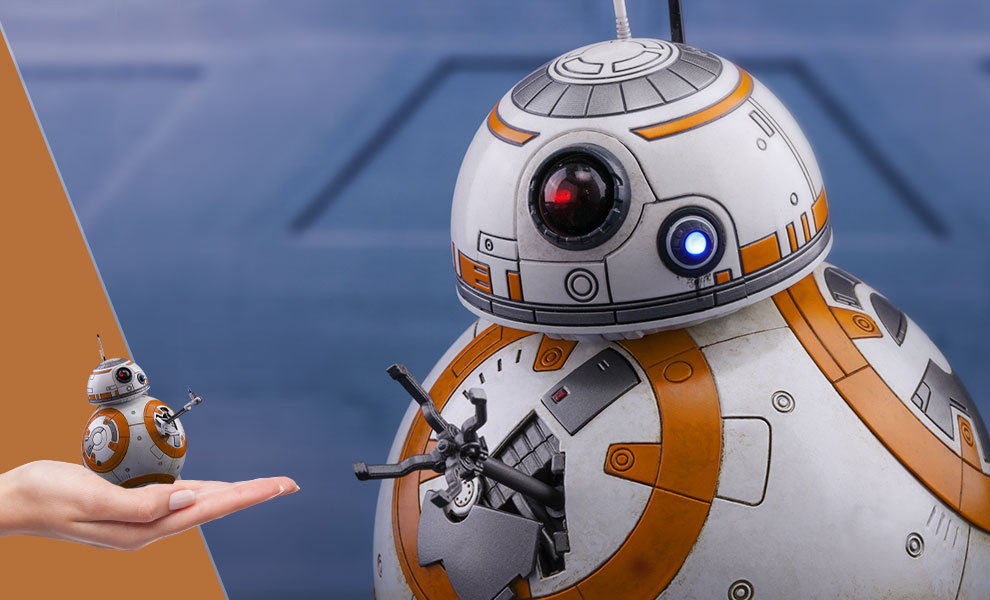 Gallery Feature Image of BB-8 Sixth Scale Figure - Click to open image gallery