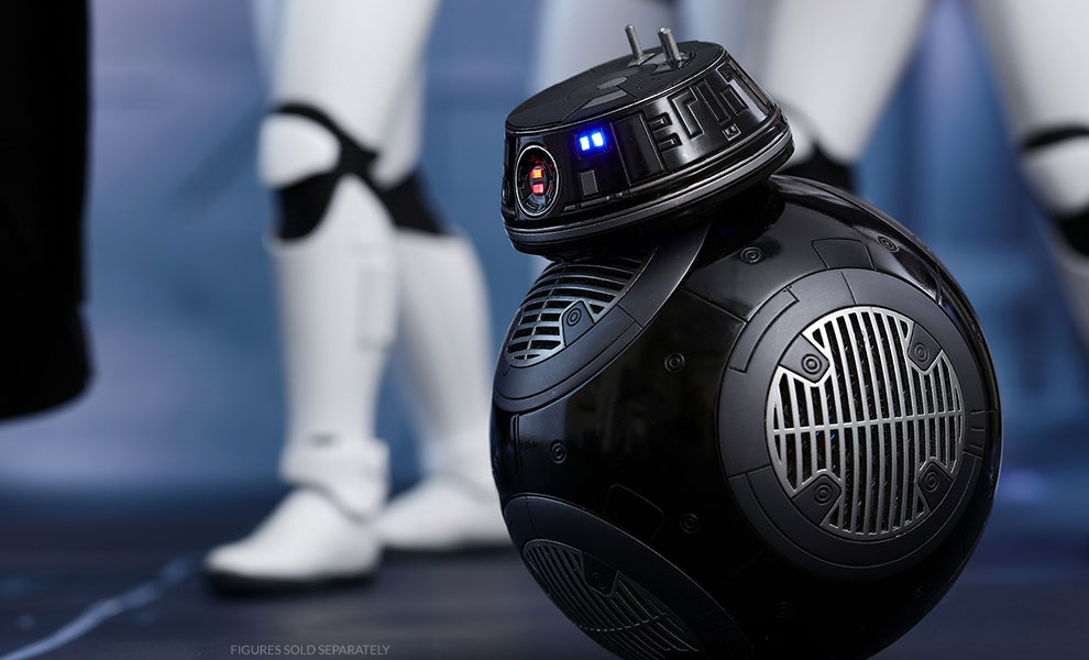 Gallery Feature Image of BB-9E Sixth Scale Figure - Click to open image gallery