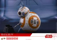Gallery Image of BB-8 and BB-9E Sixth Scale Figure