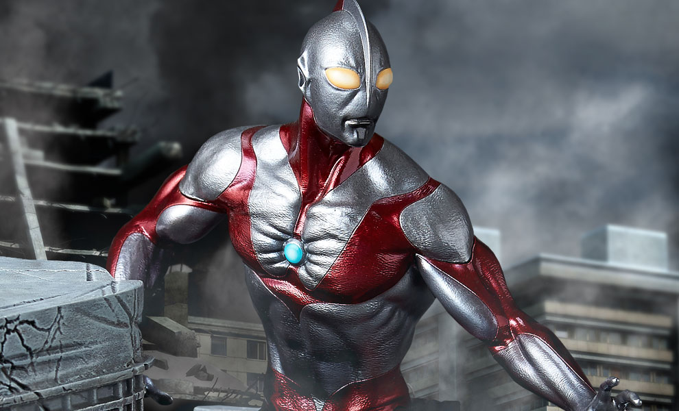 Gallery Feature Image of Ultraman Model Kit - Click to open image gallery