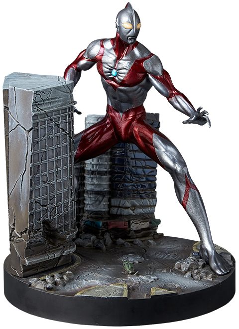 Gecco Co. Ultraman Model Kit