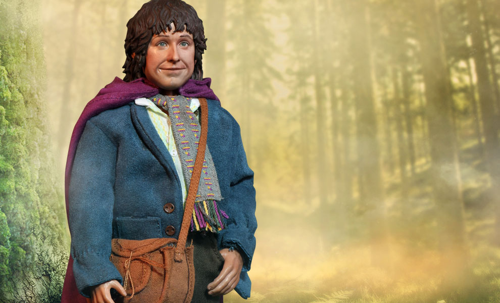 Gallery Feature Image of Pippin Slim Version Sixth Scale Figure - Click to open image gallery