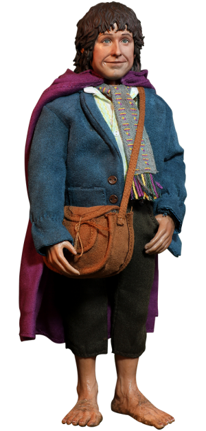 Pippin Slim Version Sixth Scale Figure