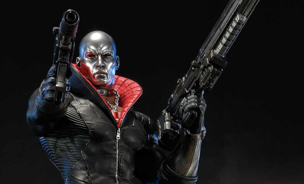 Gallery Feature Image of Destro Statue - Click to open image gallery