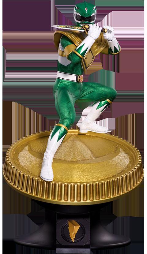 PCS Collectibles Green Ranger Statue