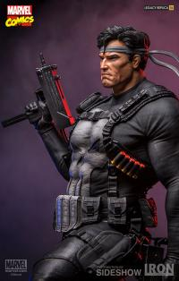 Gallery Image of The Punisher Statue
