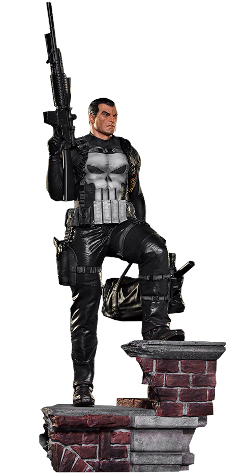 Iron Studios The Punisher Statue