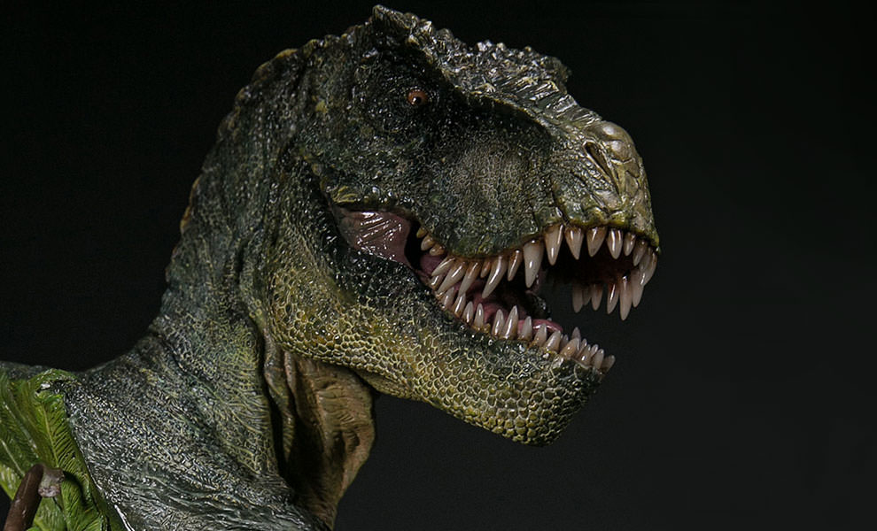 Gallery Feature Image of T-Rex  Bust - Click to open image gallery