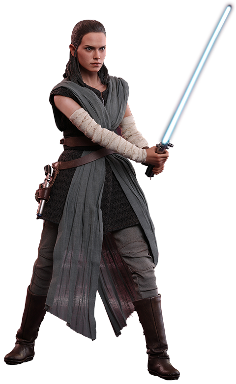 Hot Toys Rey Jedi Training Sixth Scale Figure