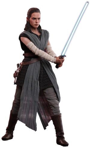 Rey Jedi Training Sixth Scale Figure
