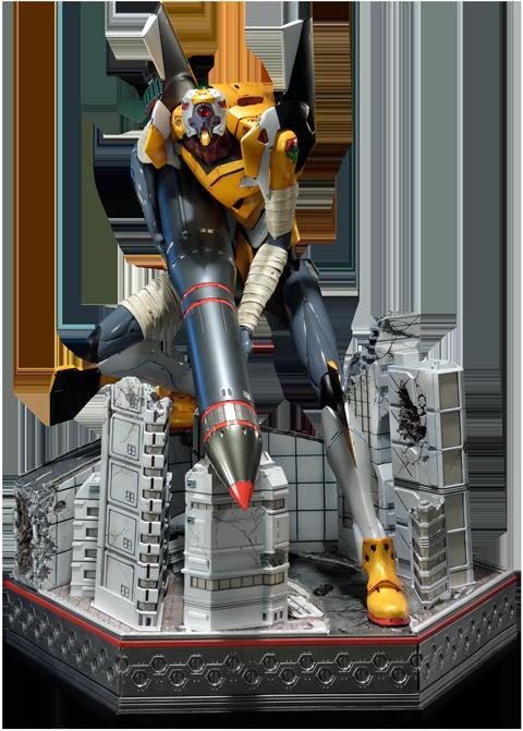 Prime 1 Studio Evangelion Prototype-00 Statue