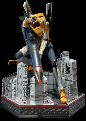 Evangelion Prototype-00 Statue