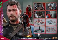 Gallery Image of Gladiator Thor Sixth Scale Figure