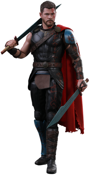 Gladiator Thor Sixth Scale Figure