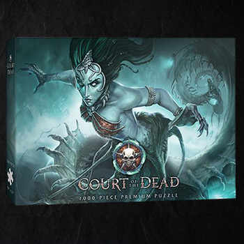 Court of the Dead Deaths Siren Puzzle