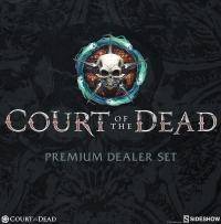 Gallery Image of Court of the Dead Playing Card Set Miscellaneous Collectibles