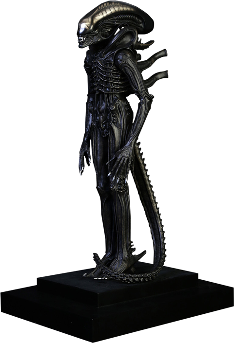 CoolProps Gigers Alien Maquette
