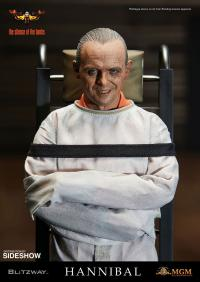 Gallery Image of Hannibal Lecter Straitjacket Version Sixth Scale Figure