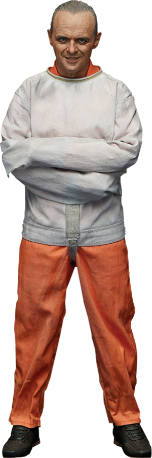 Hannibal Lecter Straitjacket Version Sixth Scale Figure
