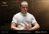 Gallery Image of Hannibal Lecter White Prison Uniform Version Sixth Scale Figure