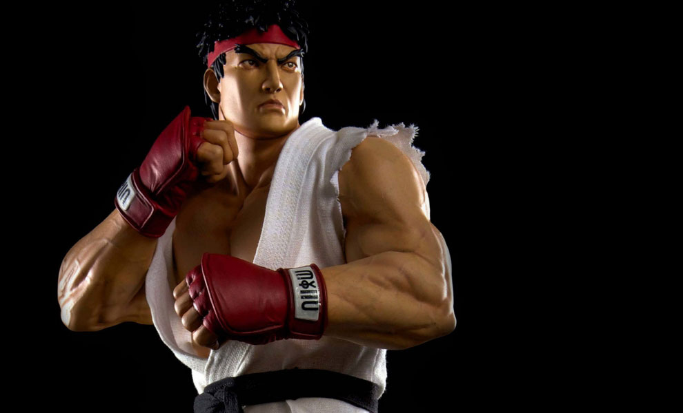 Gallery Feature Image of Ryu Statue - Click to open image gallery