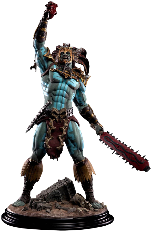 Pop Culture Shock Kotal Kahn - War God Statue