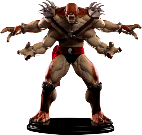 Pop Culture Shock Kintaro Shokan Roar Statue