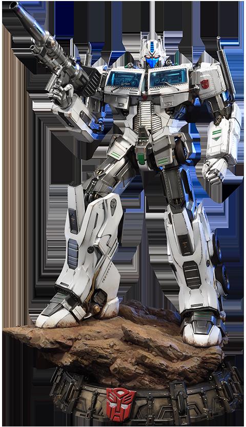 Prime 1 Studio Ultra Magnus - Transformers Generation 1 Statue