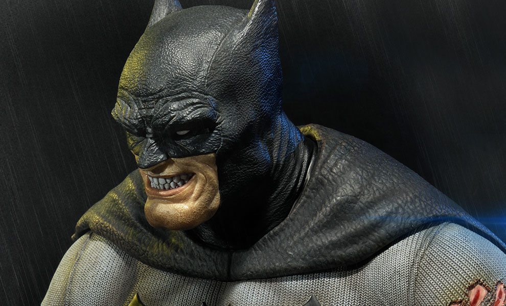 Gallery Feature Image of The Dark Knight Returns Batman Bust - Click to open image gallery