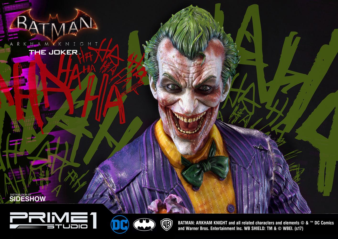 508b376d8416 DC Comics The Joker Statue by Prime 1 Studio